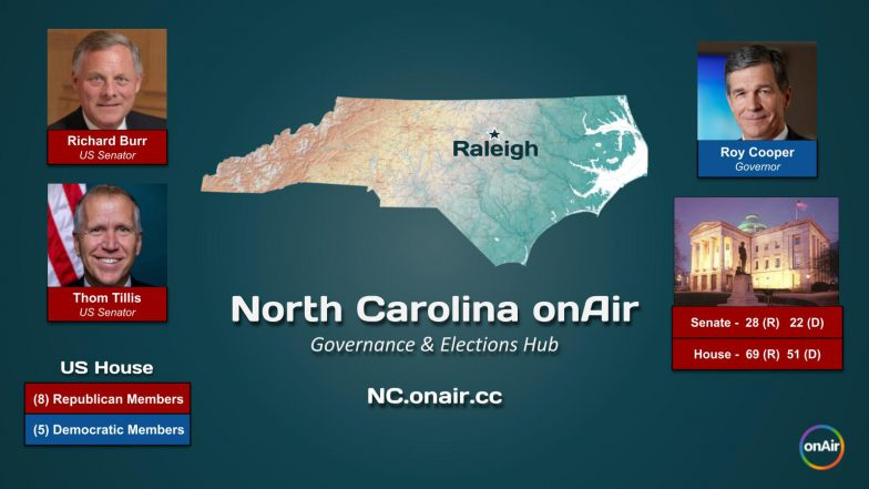 About NC onAir